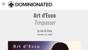 Dominionated Review Art d'Ecco