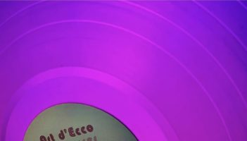 trespasser purple vinyl second pressing